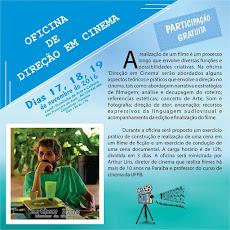 OFICINA DE DIREÇÃO EM CINEMA, com Arthur Lins