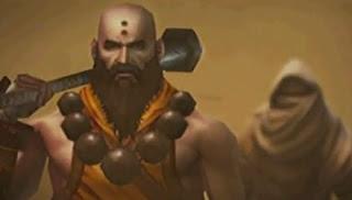 Diablo 3 III Monge