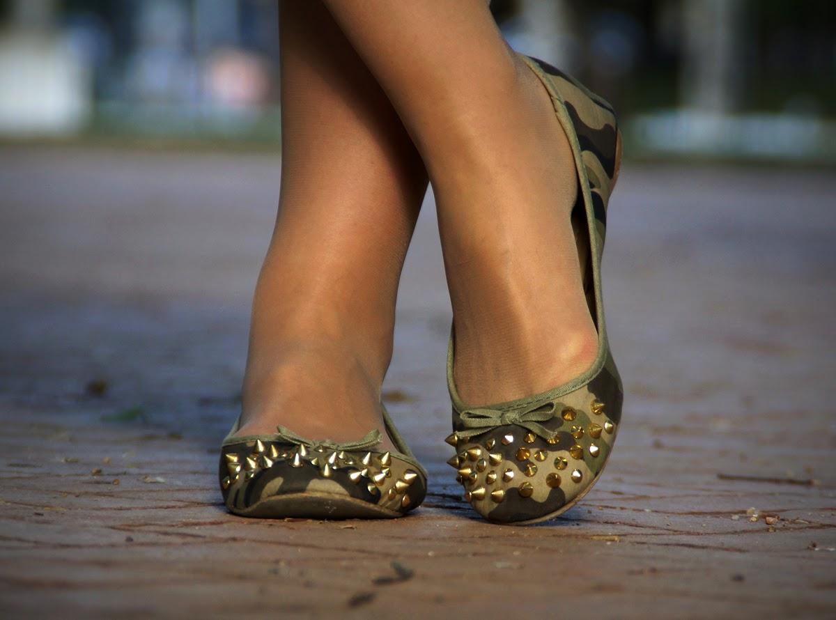 militar+ballerina