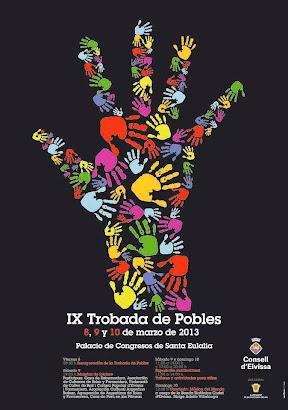 IX Trobada de Pobles en Santa Eulalia del Río
