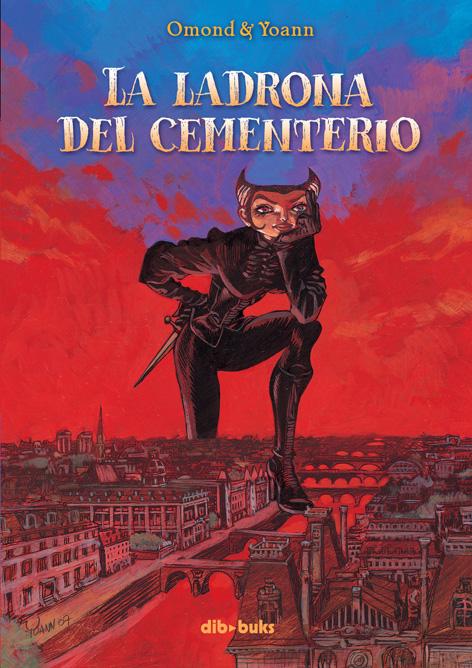 La ladrona del cementerio - Eric Omond - Yoann