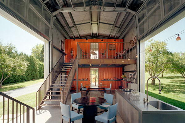 House 58: Shipping Container Homes