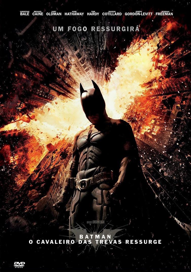 Filme Batman O Cavaleiro Das Trevas Ressurge Dublado AVI BDRip