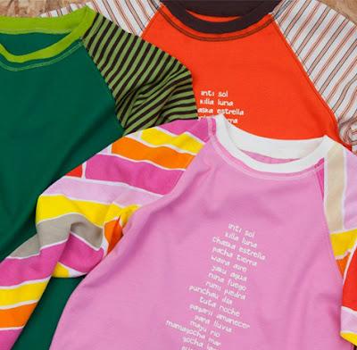 ROPA INFANTIL MODA PERU COLECCIONES 2011 MUNAYKI