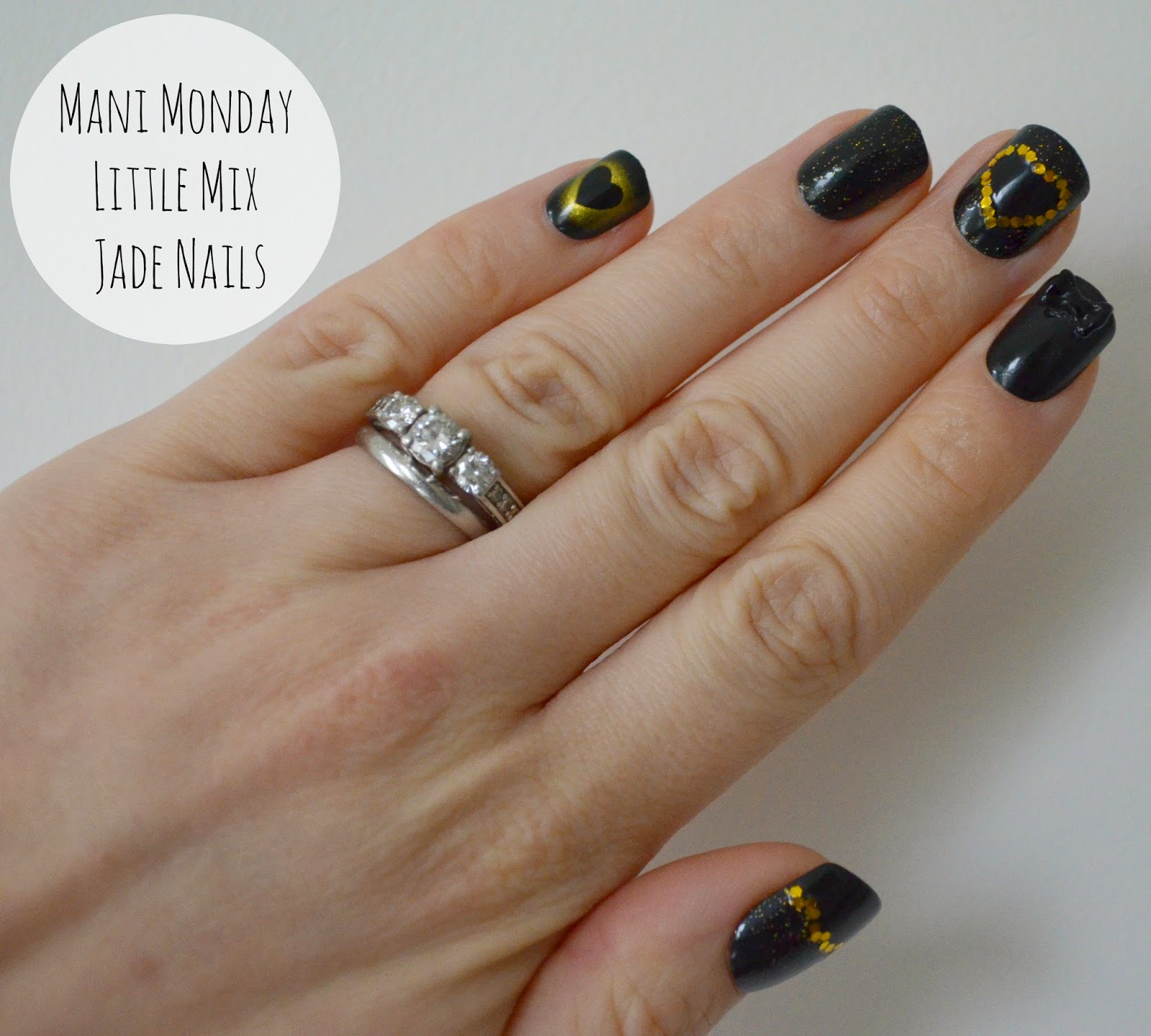 Nails Elegant Touch Little Mix by Jade