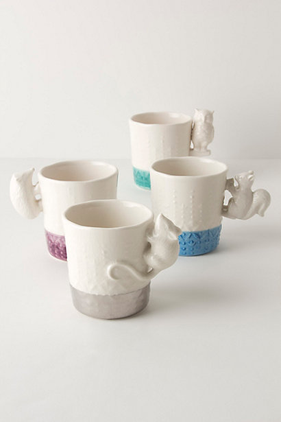 Creature Comfort Mug - Set of Mugs for Animal Lovers