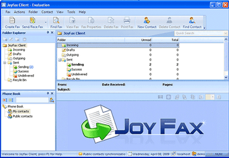 Joyfax Server 10.4.922 Free Download