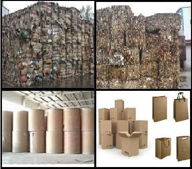 صناعة علب و صناديق الدوبلكس -الميكرو- الكرتون المضلع