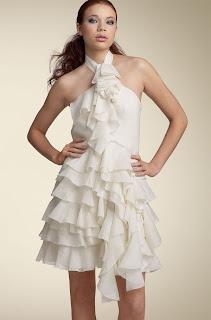 Romantic Ruffle Dress