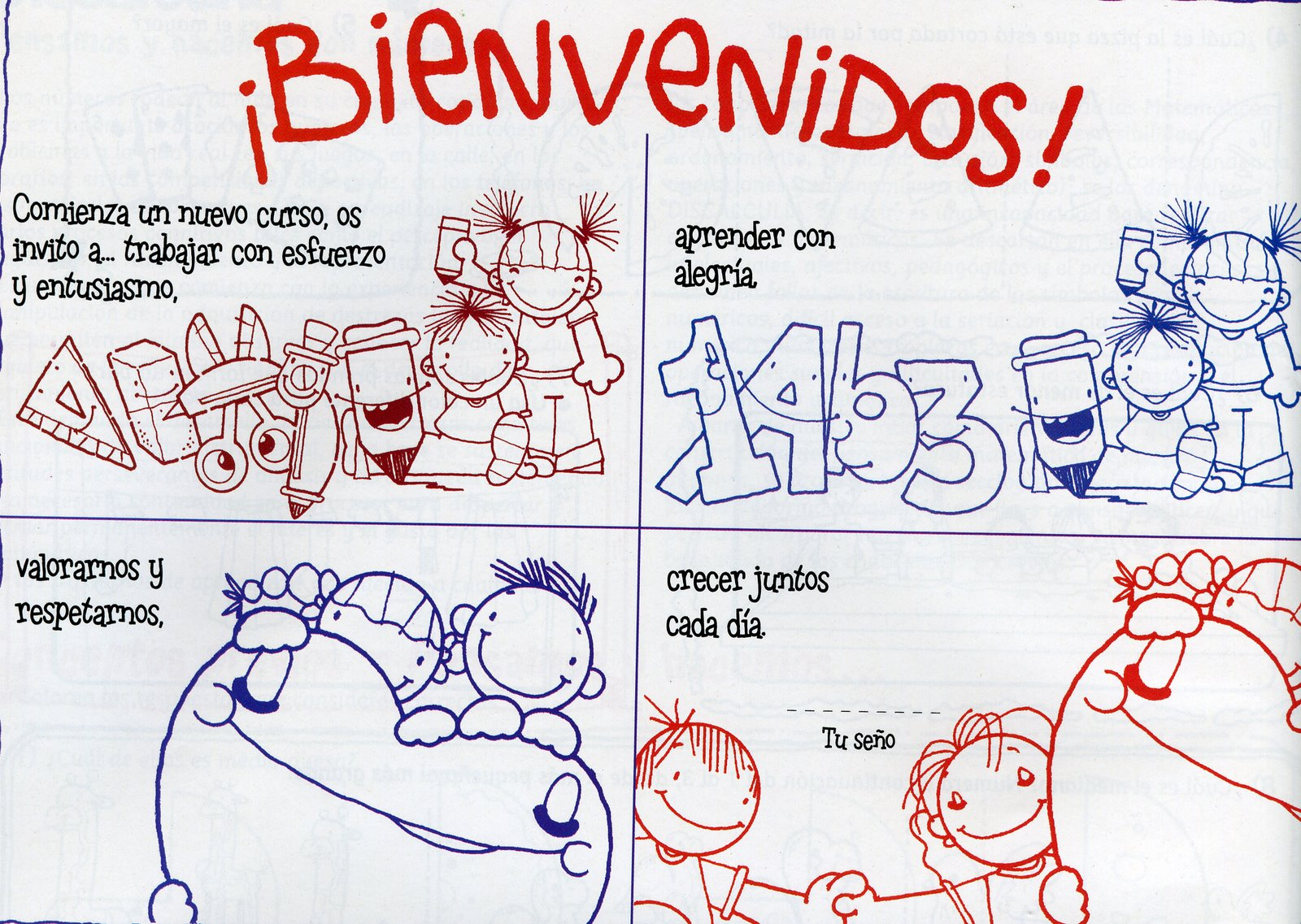 comportamiento escolar:
