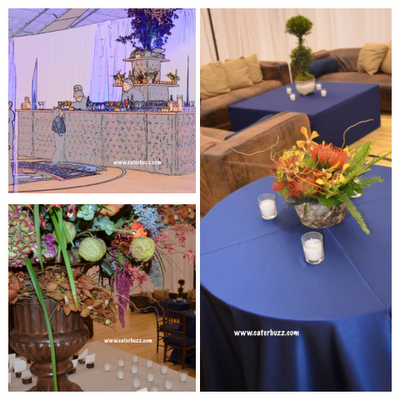 new jersey bar mitzvah lounges Encore Catering DECOR BY PAT GLENN PRODUCTIONS
