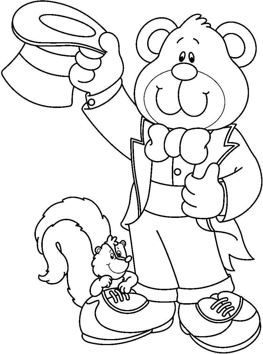 ben carson coloring pages - photo#3