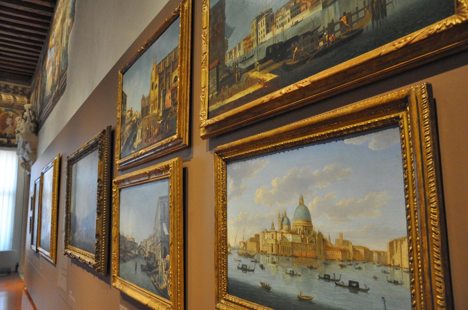 Inside Gallerie D'Italia in Palazzo Leoni Montanari, Vicenza, Italy-3
