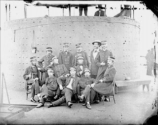 Olive Tree Genealogy Blog: U.S.S. Monitor (Sank in 1862) Sailors' Remains to Be Buried With Honors