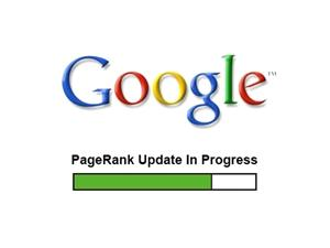 Minor PageRank Update 6th Feb 2012