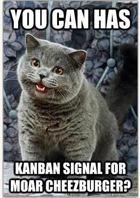 Hungry Cat Meme