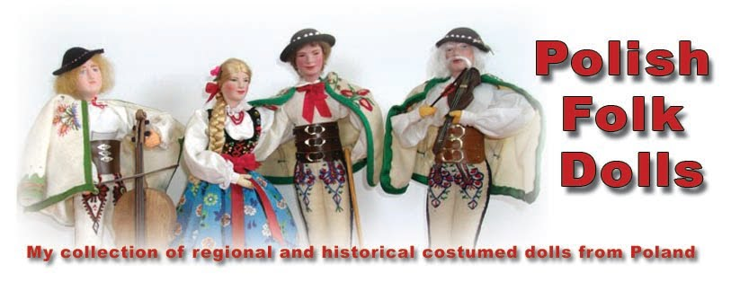 Polish Folk Dolls