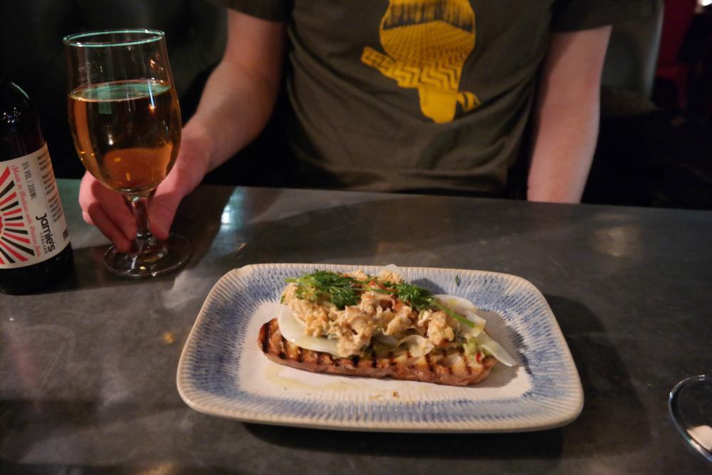 Dinner at Jamie's Italian - Starter