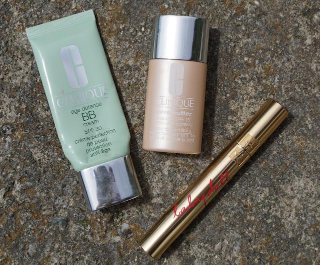 Aufgebrauchte Kosmetik - Mai 2015 Clinique, YSL