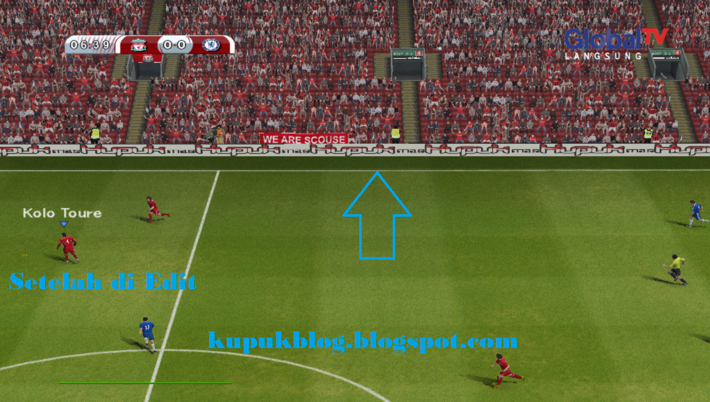 Cara Edit Adboard Stadium Pes 6 Terbaru
