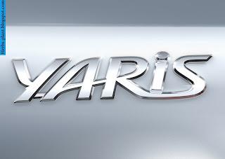 Toyota Yaris car 2012 logo - صور شعار سيارة تويوتا يارس 2012