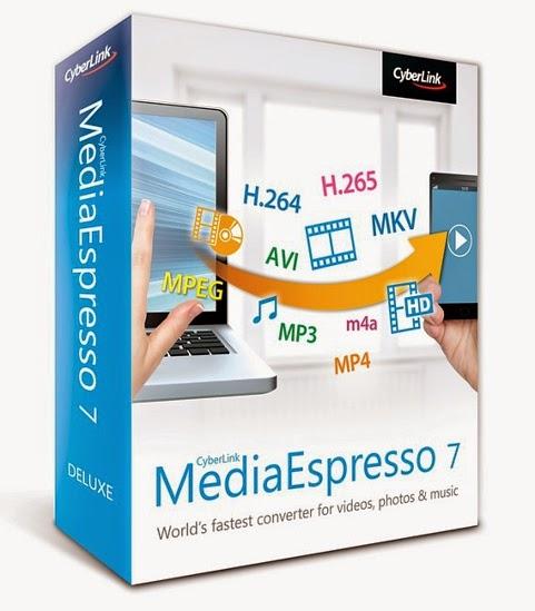 تحميل البرنامج الرائع لتصميم الصور وعمل الالبومات واللوجوهات CyberLink MediaEspresso Deluxe 2015 مباشرة وحصريا CyberLink%2BMediaEspresso%2BDeluxe%2B7.0.5417