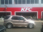 KFC spread wings in Nigeria