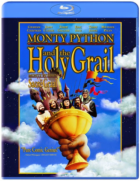 Monty Python and the Holy Grail 1975 BRRip 480p 300mb ESub