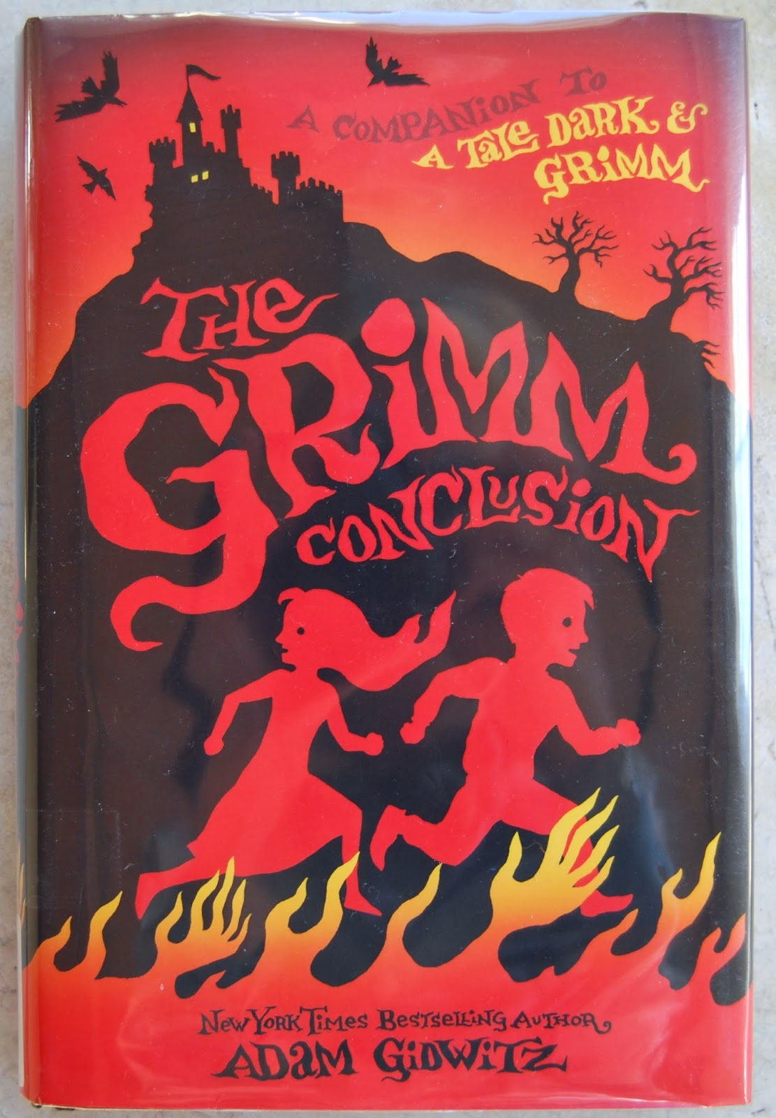 The Grimm Conclusion (A Tale Dark & Grimm, #3) (2014) READ ...