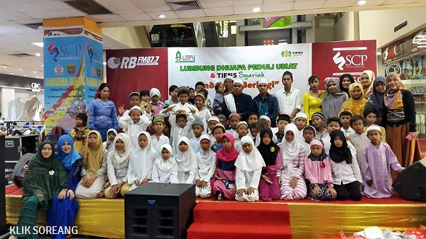 Buka Bersama dan Takjil Tiens Syariah Samarinda