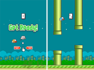 Download Flappy Bird Anti Nabrak Modded APK