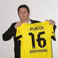 Borussia Dortmund sponsorowana przez Oknoplast