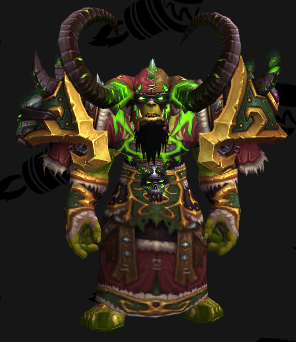 warlords of draenor timeline teron gorefiend the orc with pandaria