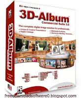 3D Album Commercial Suite