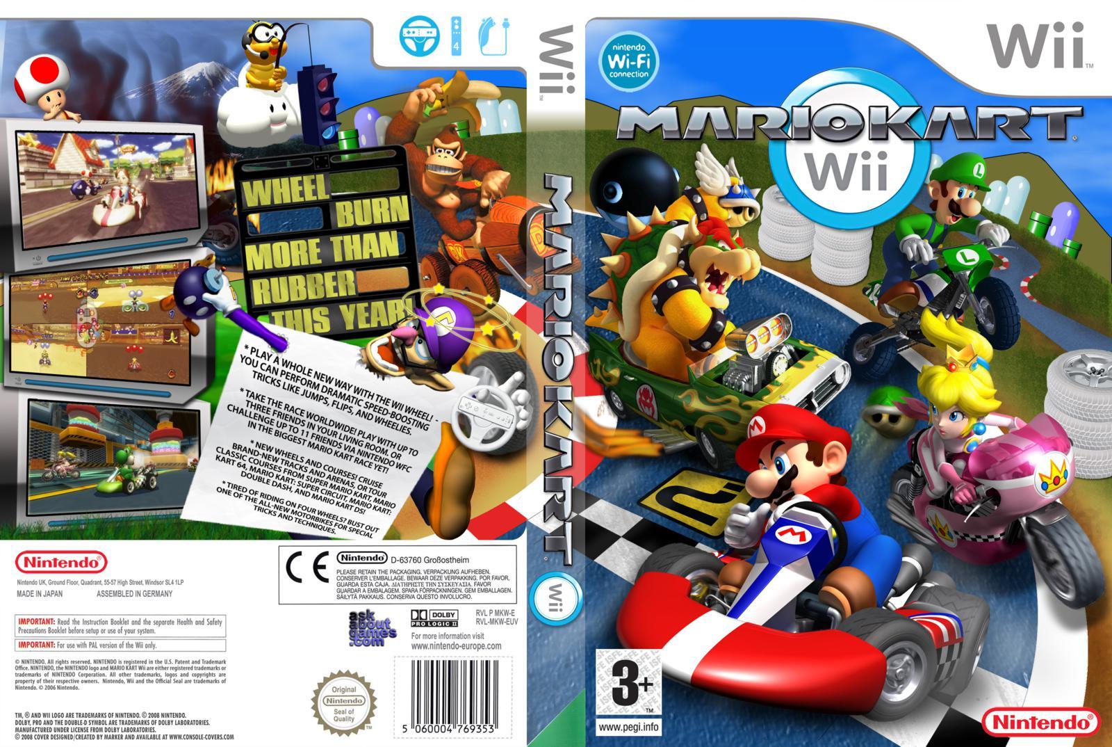 Emerson Lino Games  Especial   S U00e9rie Mario Kart