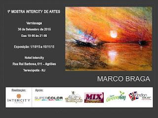 1ª Mostra Intercity de Artes de Teresópolis