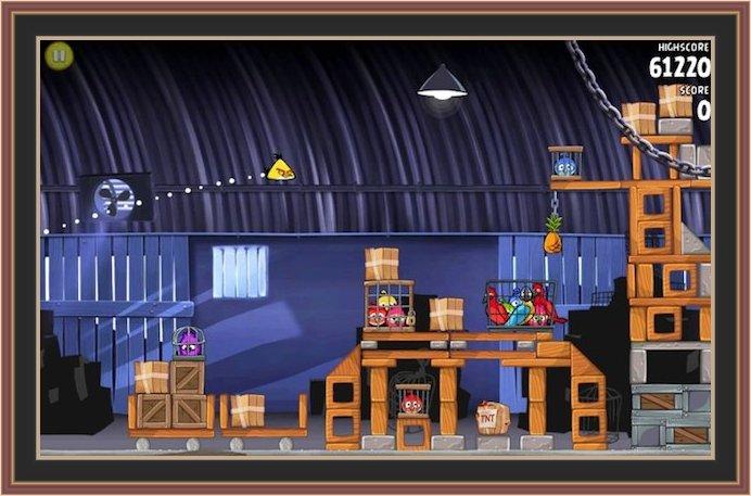 Angry Birds Rio ScreenShot No.2