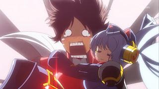 Hikōnin Sentai Akibaranger Season 2 Anime Aoi-Tan Akiba Red Nobuo Akagi