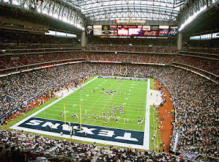 Houston Texans Luxury Suites