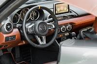 Mazda MX-5 Spyder Concept (2016) Dashboard