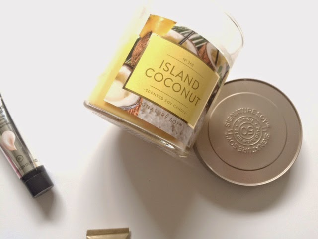 Island Coconut Soy Candle