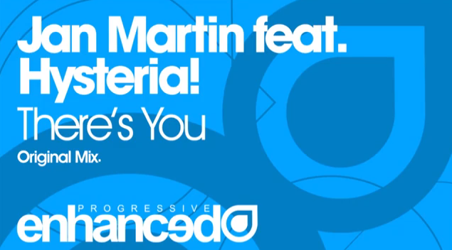Jan Martin feat  Hysteria   There\'s You (Original Mix) TraX