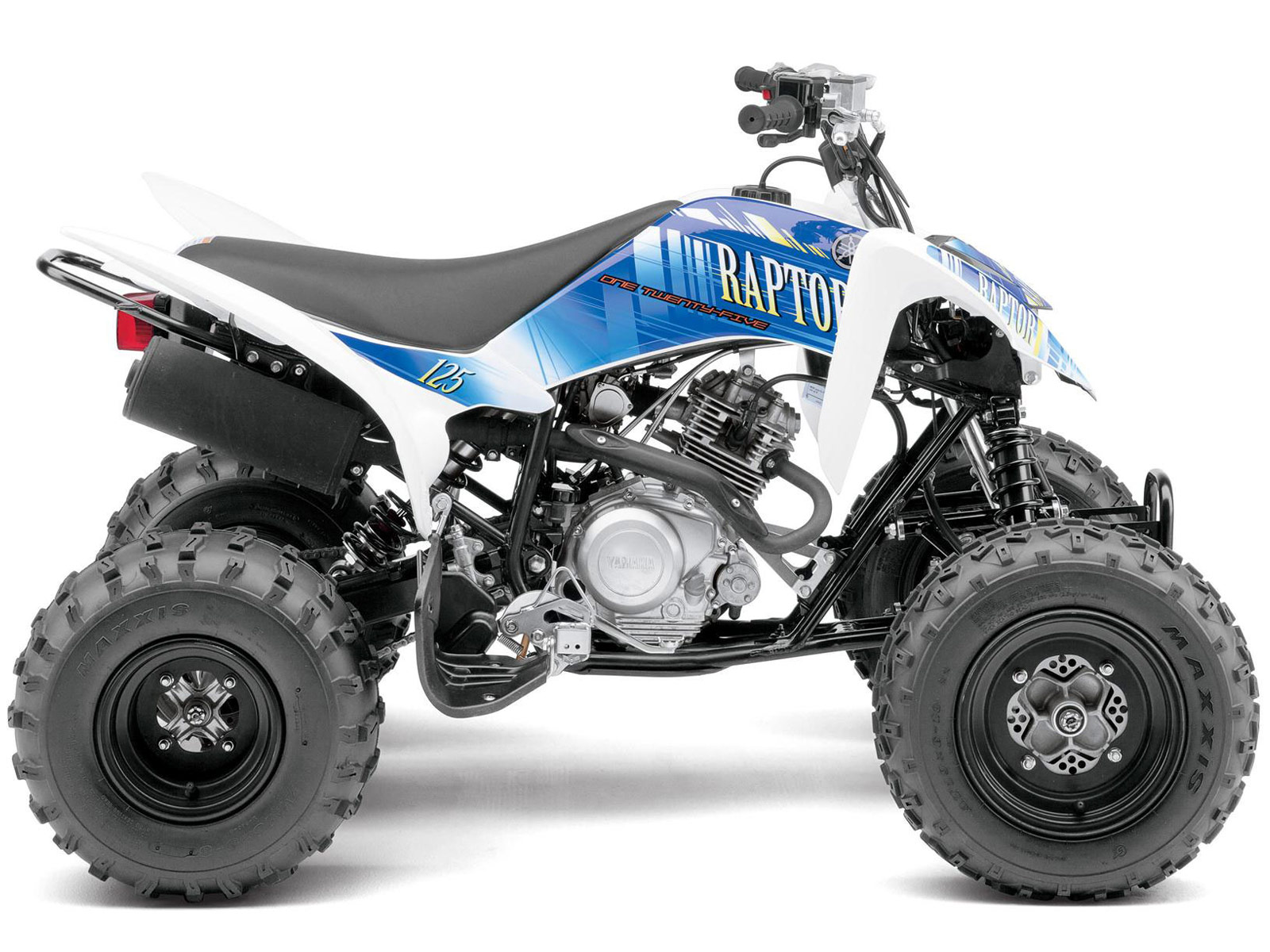 2013 yamaha pictures raptor 125 atv insurance information. Black Bedroom Furniture Sets. Home Design Ideas