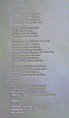 lyrics writing tips
