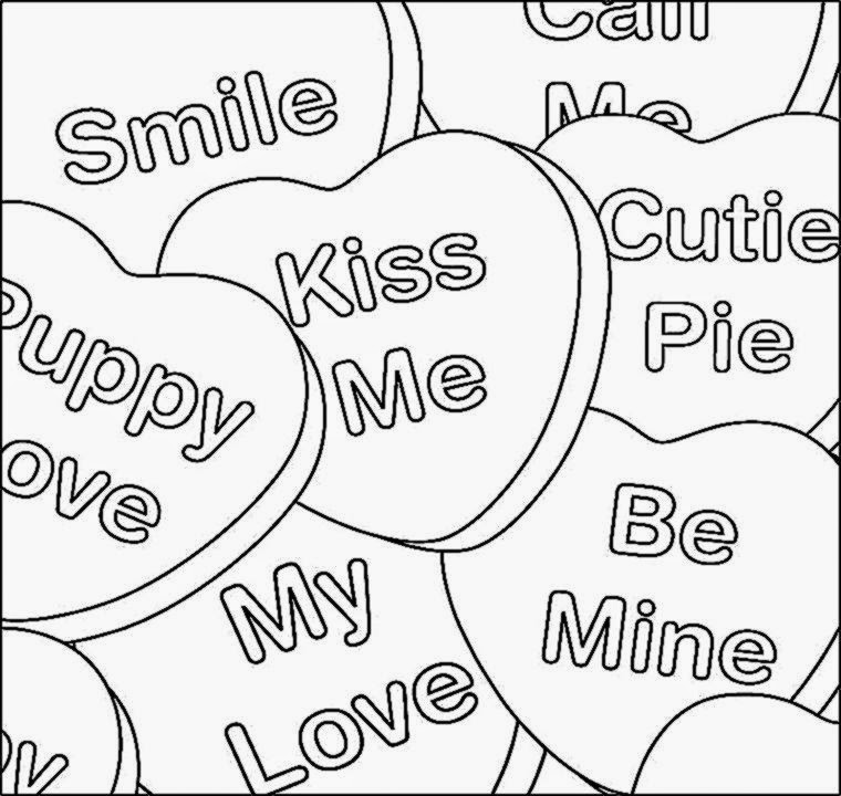 valentines day 2015 coloring pages - photo#15