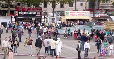 Eid Festival in Trafalgar Square #2