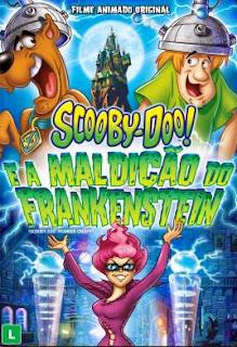 Scooby-Doo! e A Maldição do Frankenstein - DVDRip Dublado