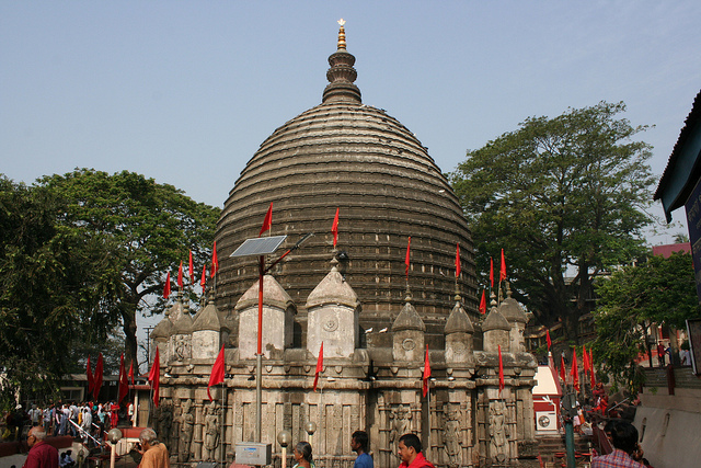 Kamakhya Temple is a Hindu temple dedicated to the mother goddess Kamakhya. It is one of the oldest of the 51 Shakti Pithas.