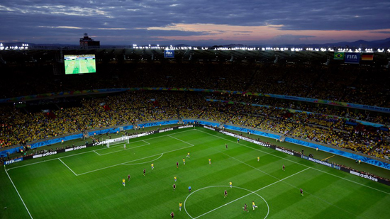 Foto Germany vs Brazil 7-1 Fifa 2014