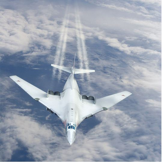 Tupolev tu-160 CisneBrancoBlackjack